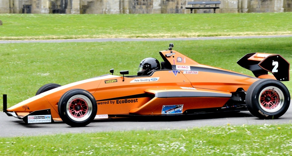Crystal Palace Motorsport 2016 Race Cars Mygale F200 M12