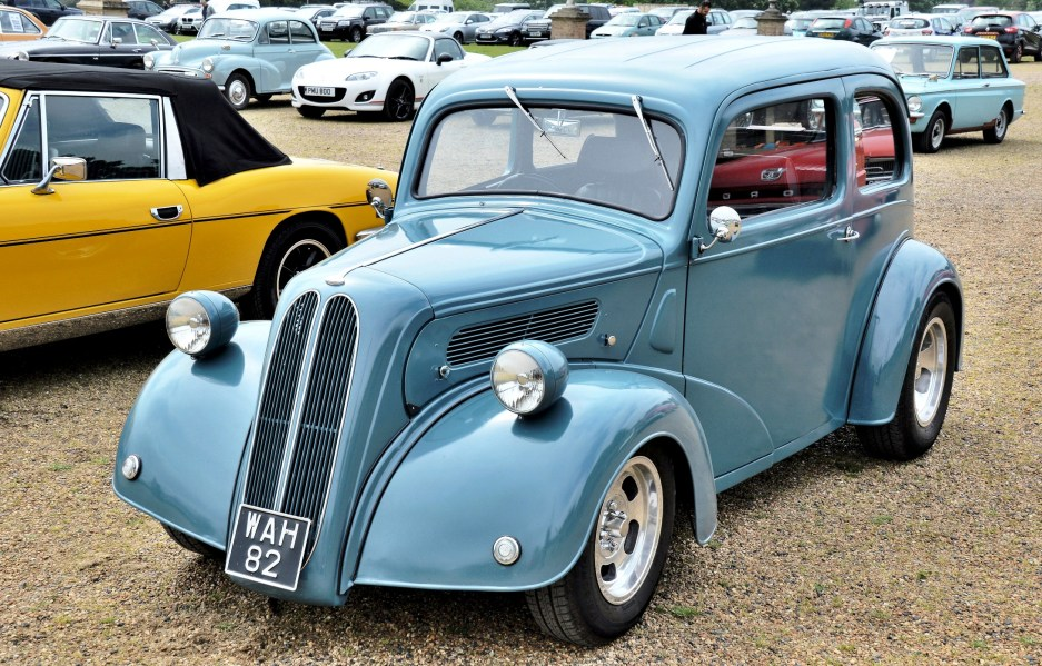 Crystal Palace Motorsport Classic Cars 2016 Ford Popular 103