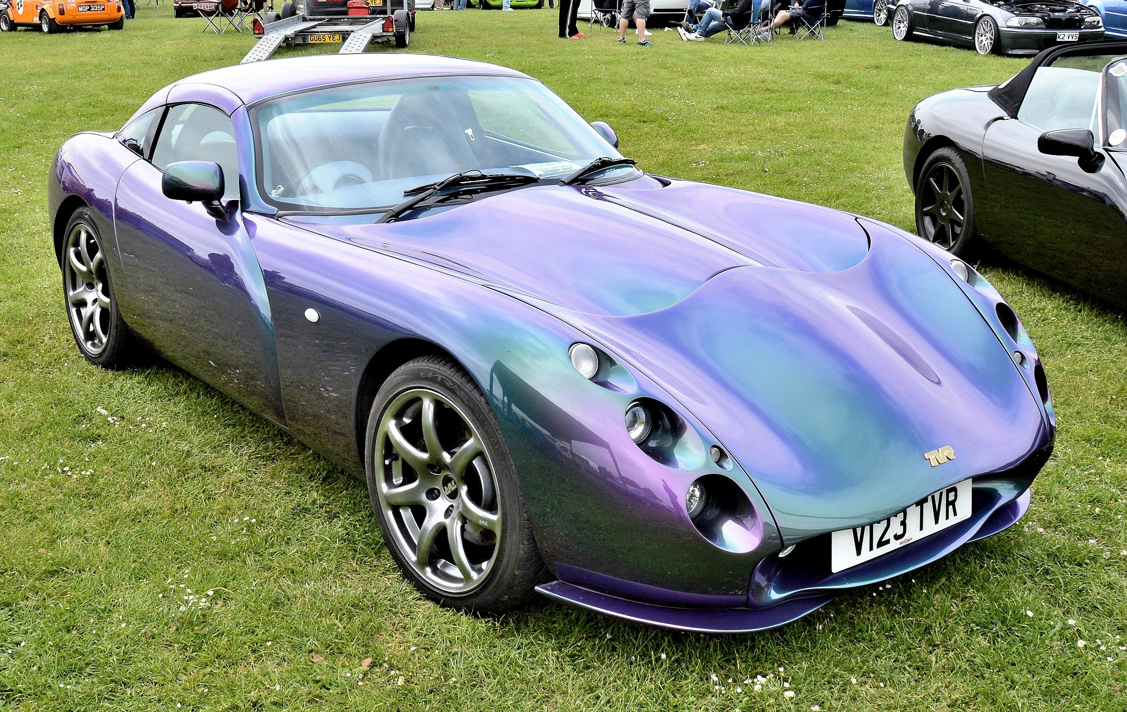 Crystal Palace Motorsport Classic Cars 2016