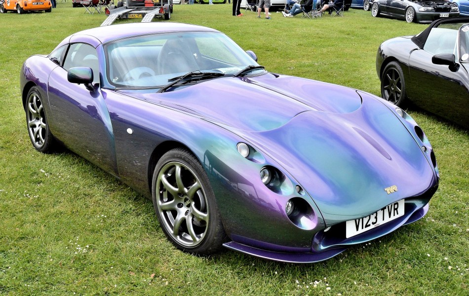 Crystal Palace Motorsport Classic Cars 2016 TVR