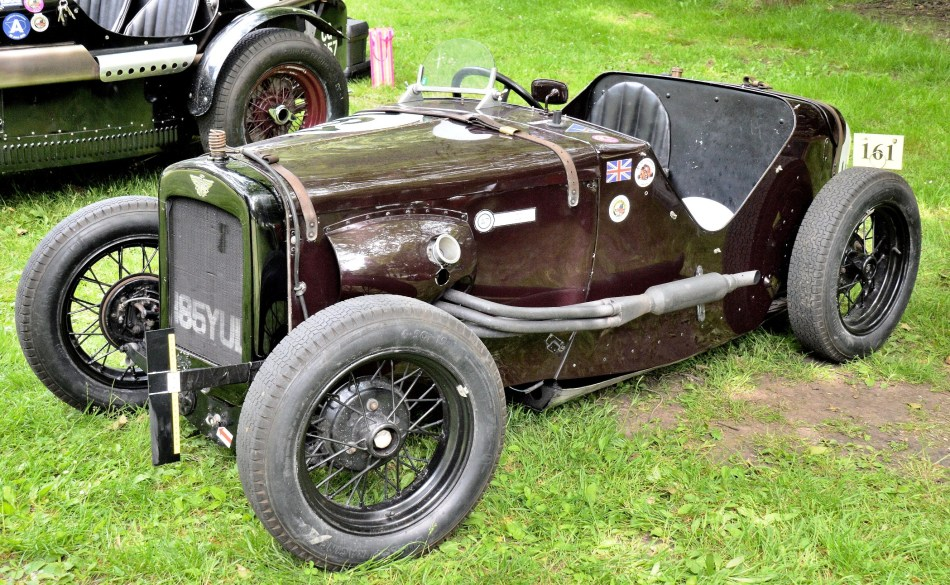Crystal Palace Motorsport Classic Cars Austin 7