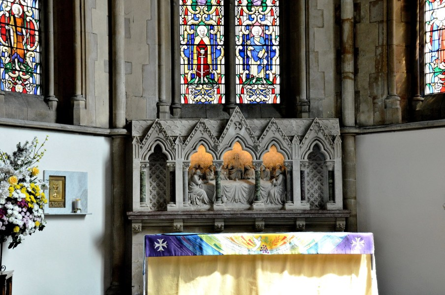 St Mary's Church Stoke Newington Altar