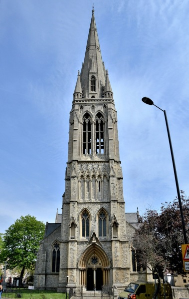 St Mary's Church Stoke Newington
