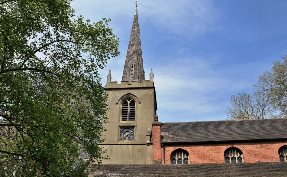St Mary's Old Church Stoke Newington