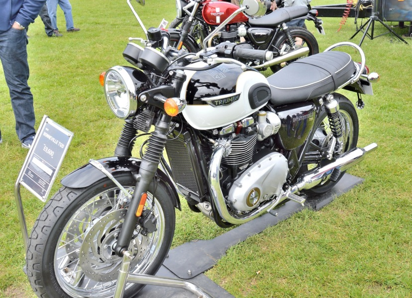 Crystal Palace Motorsport Motorcycles Triumph Bonneville