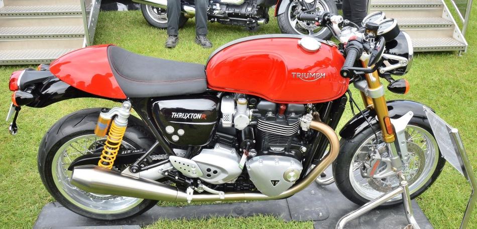 Crystal Palace Motorsport Motorcycles Triumph Thruxton