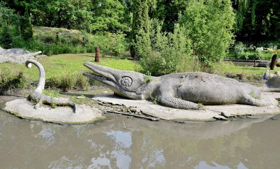 Crystal Palace Park Dinosaurs 4176