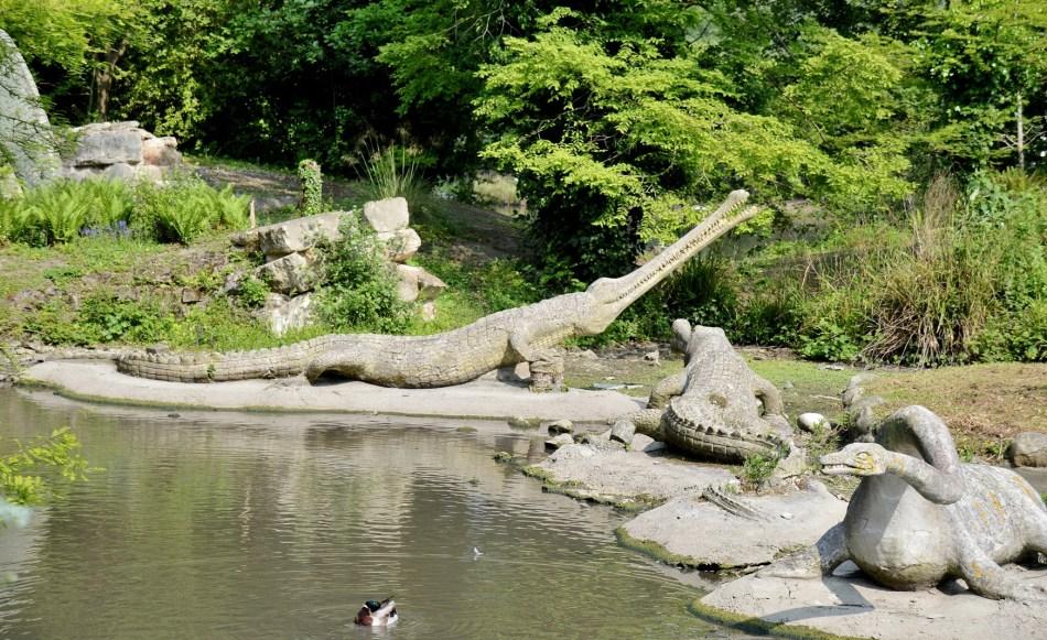 Crystal Palace Park Dinosaurs 4178