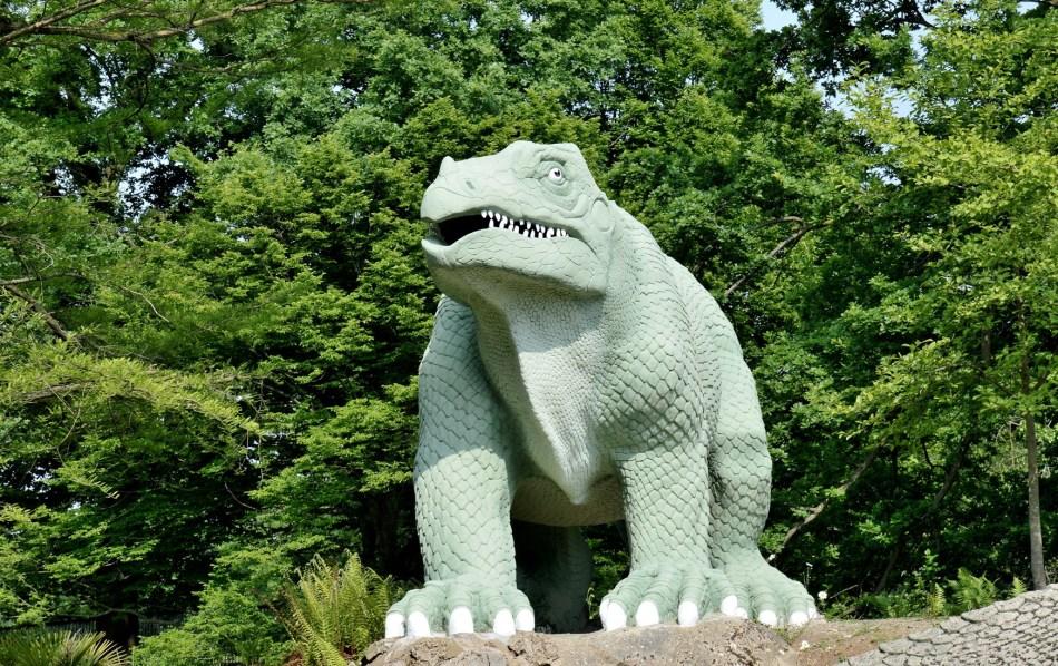 Crystal Palace Park Dinosaurs 4191