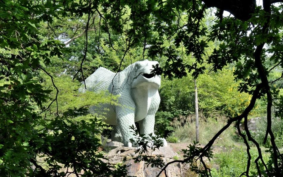 Crystal Palace Park Dinosaurs 4193