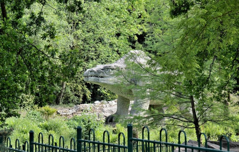 Crystal Palace Park Dinosaurs 4195
