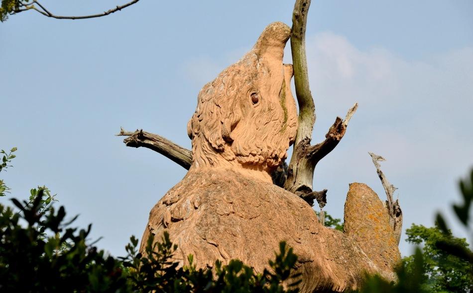 Crystal Palace Park Dinosaurs 4227