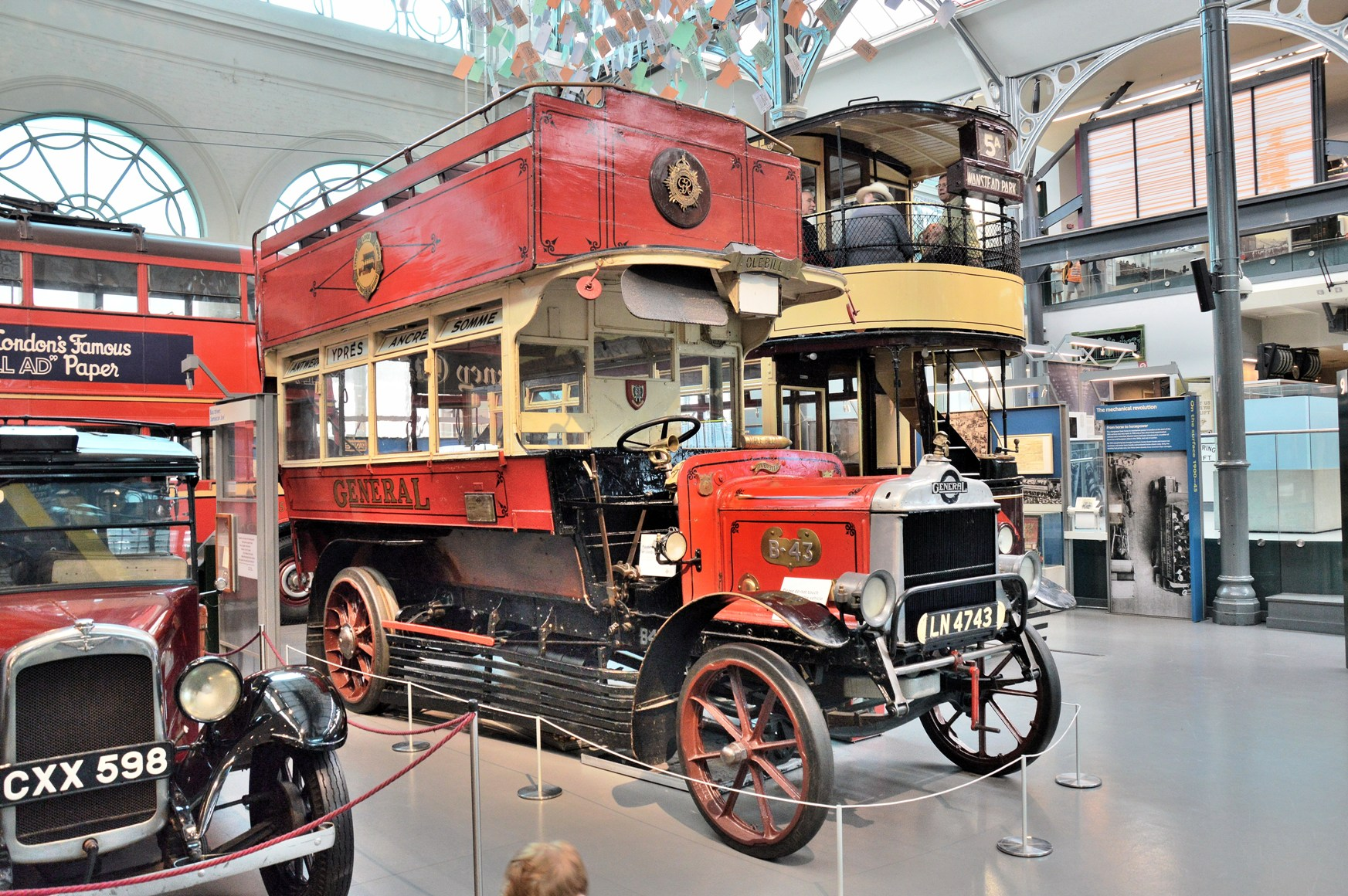 London Transport Museum | Picture This uk