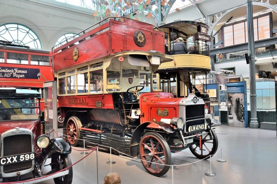 London Transport Museum Motorised Omnibus DSC_4769