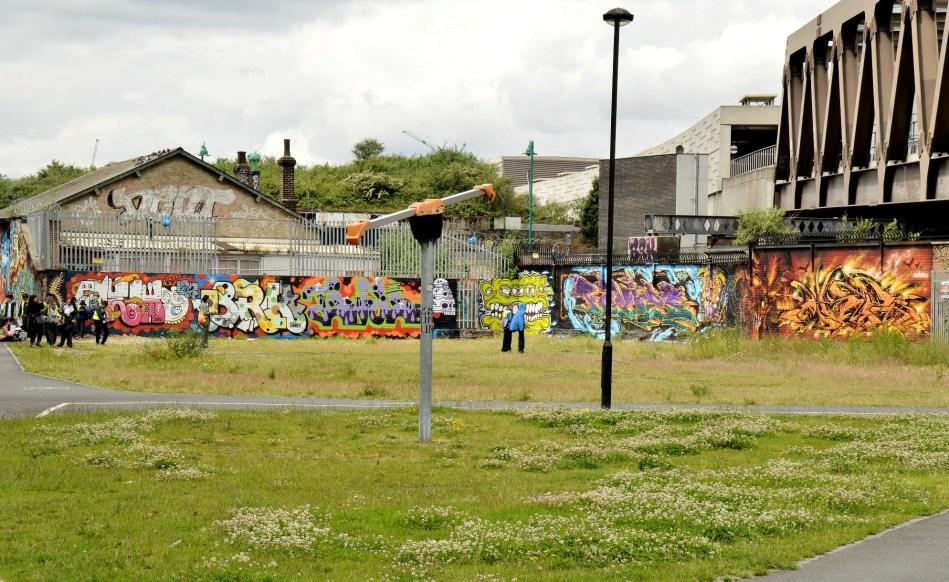 Street Art on Pedley Street Alleyway DSC_4960