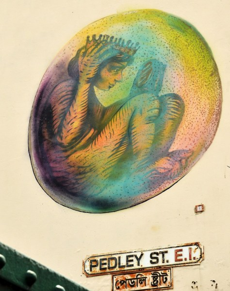 Street Art on Pedley Street Alleyway DSC_5055