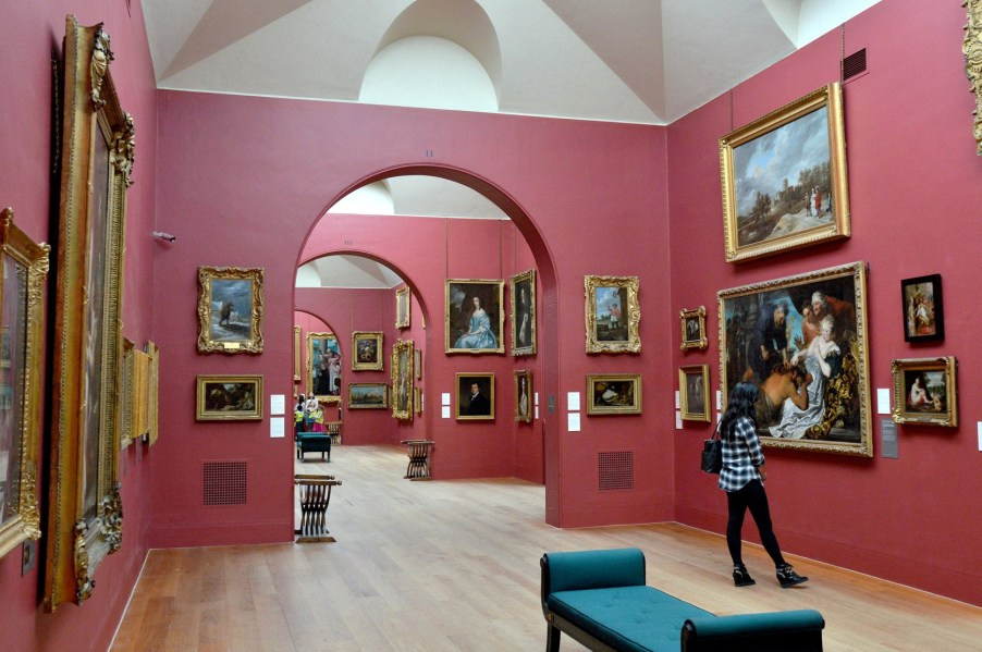 The Dulwich Picture Gallery