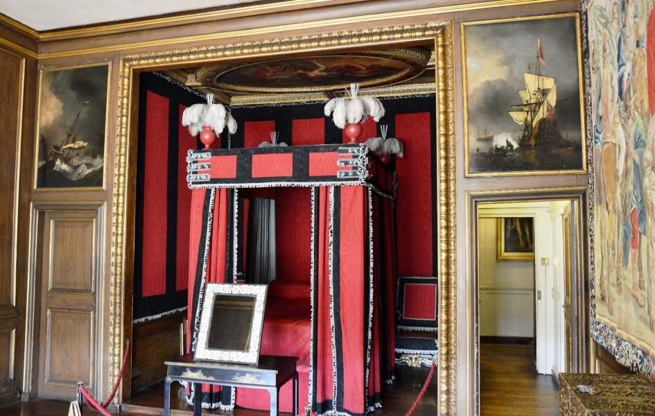 Ham House Bedroom