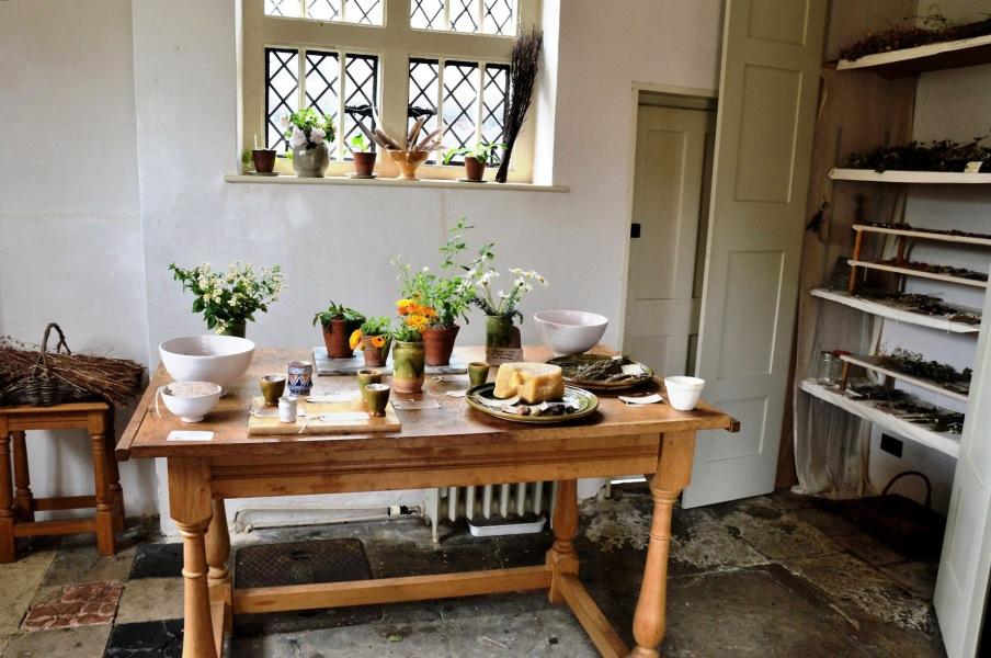 Ham House, Cellar Kitchen