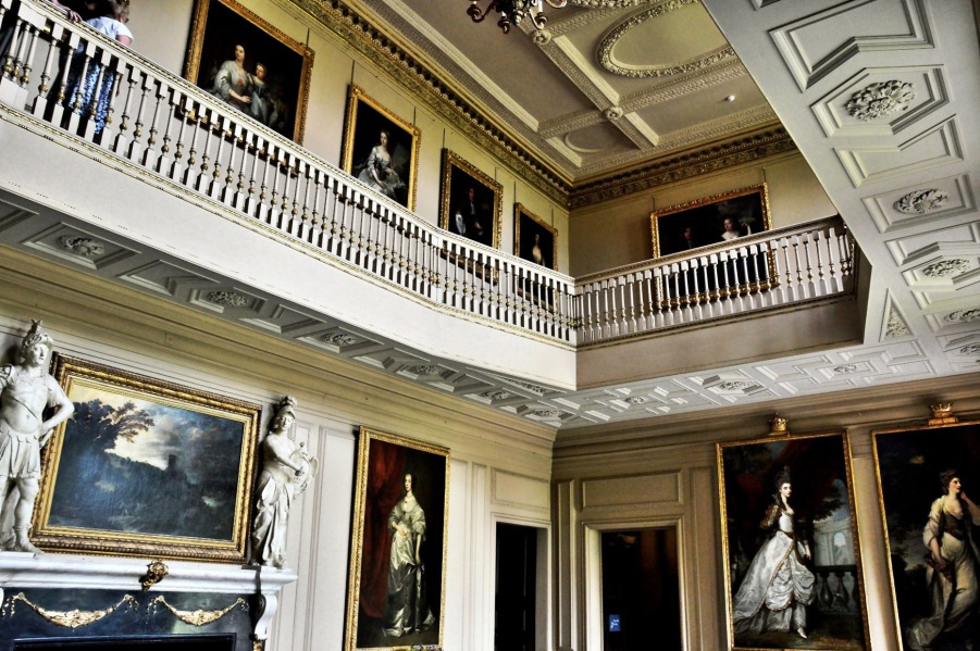Ham House Main Hall