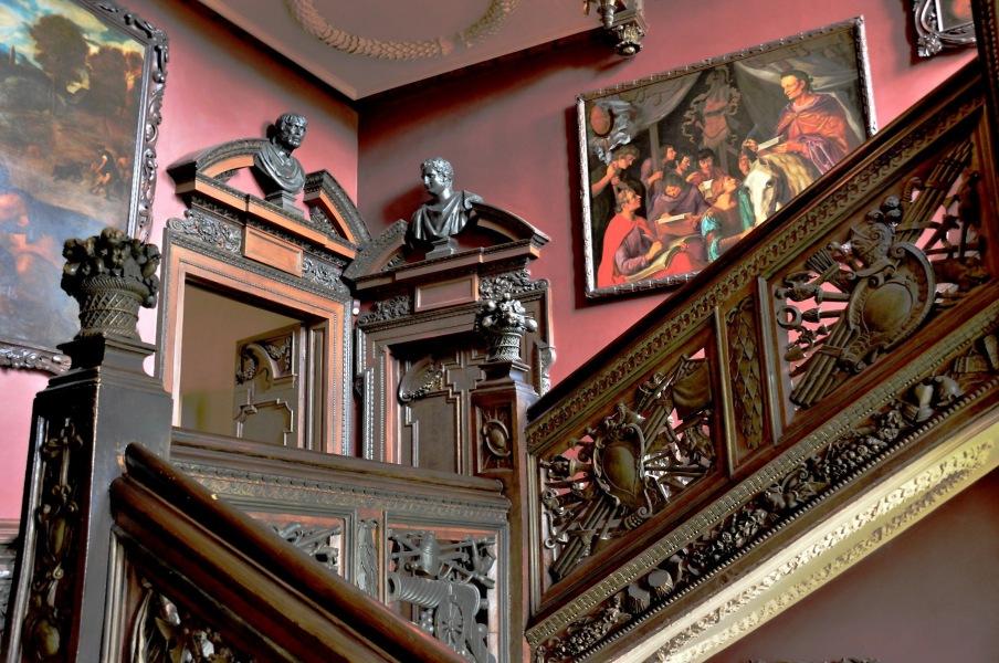 Ham House Stairs