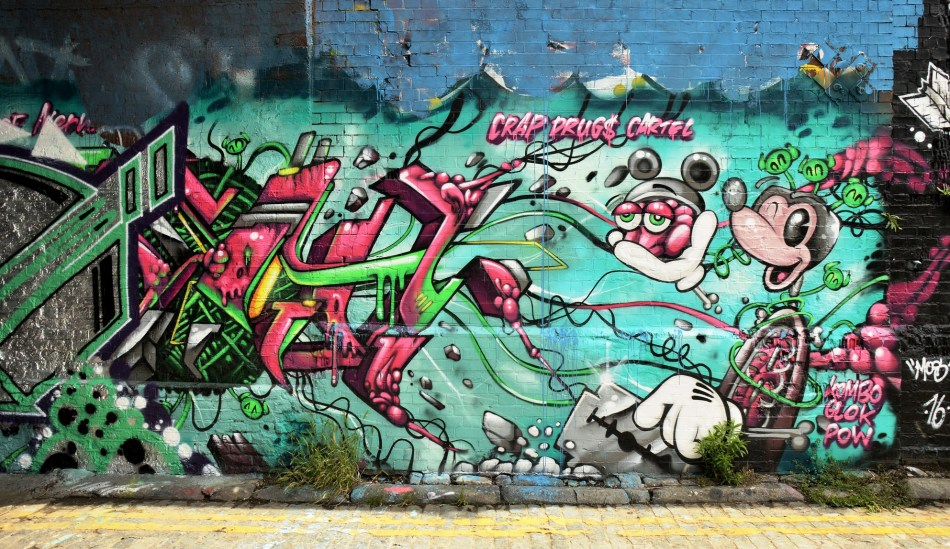Pedley Street Alleyway DSC_4984