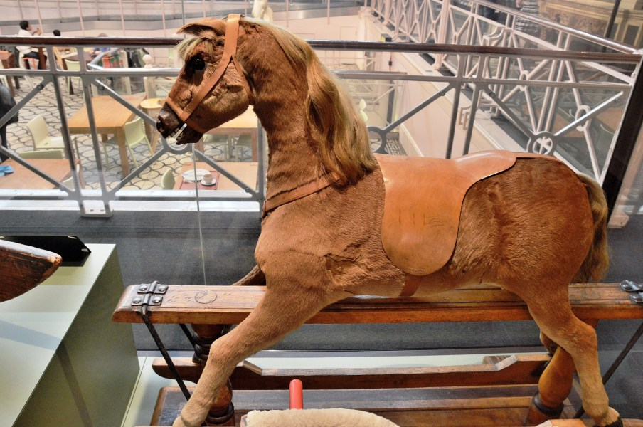 V & A Toy Museum Rocking Horse