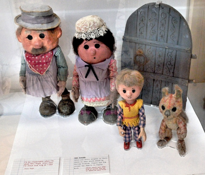 Victoria and Albert Museum of Childhood Pogles