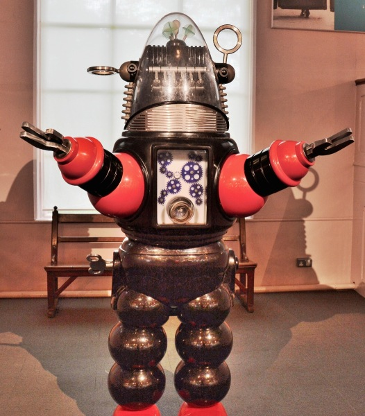 Victoria and Albert Museum of Childhood Robot