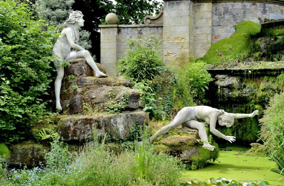 York House Gardens Statues DSC_5818