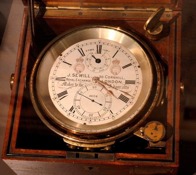 Flamsteed House Chronometer
