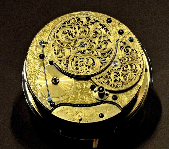 Flamsteed House Harrison Timekeeper H4