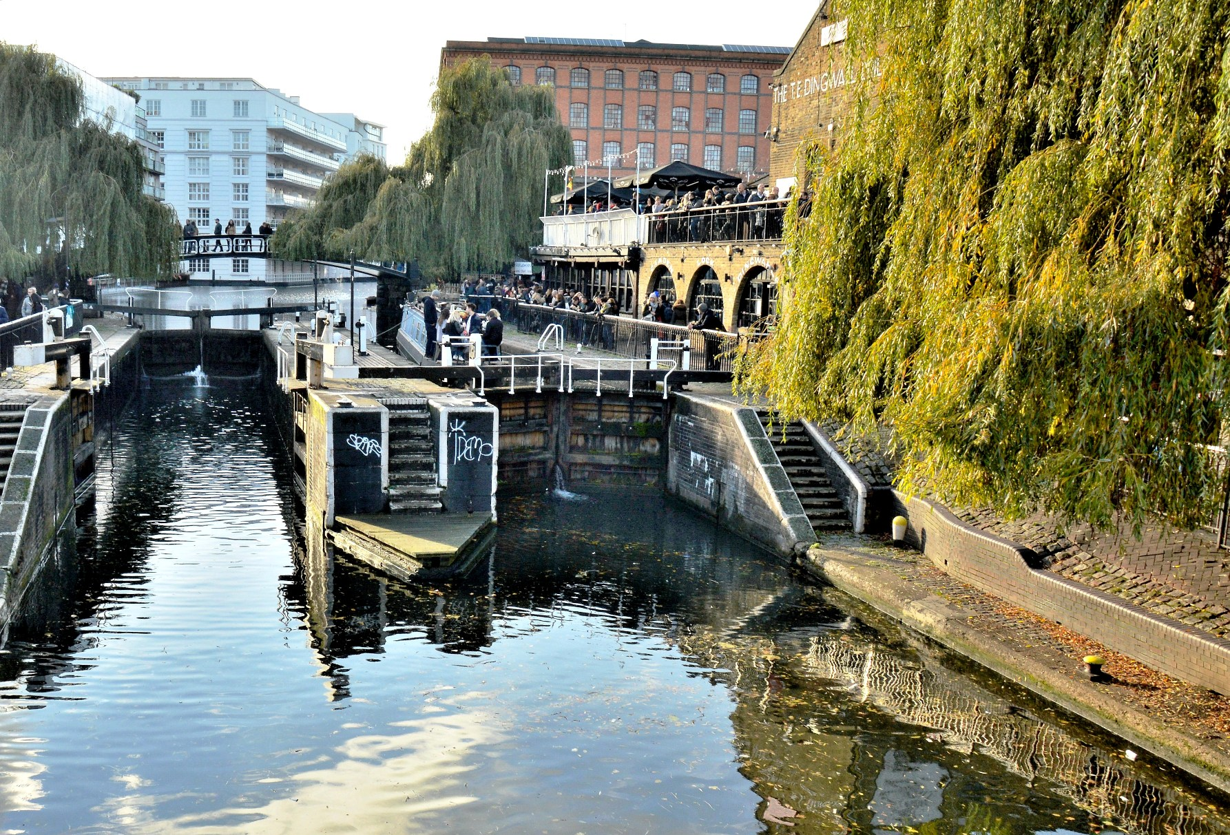 camden lock market how to get there