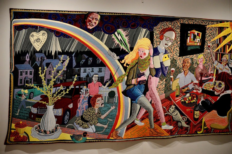 grayson-perry-at-beaney-in-canterbury-dsc_7683