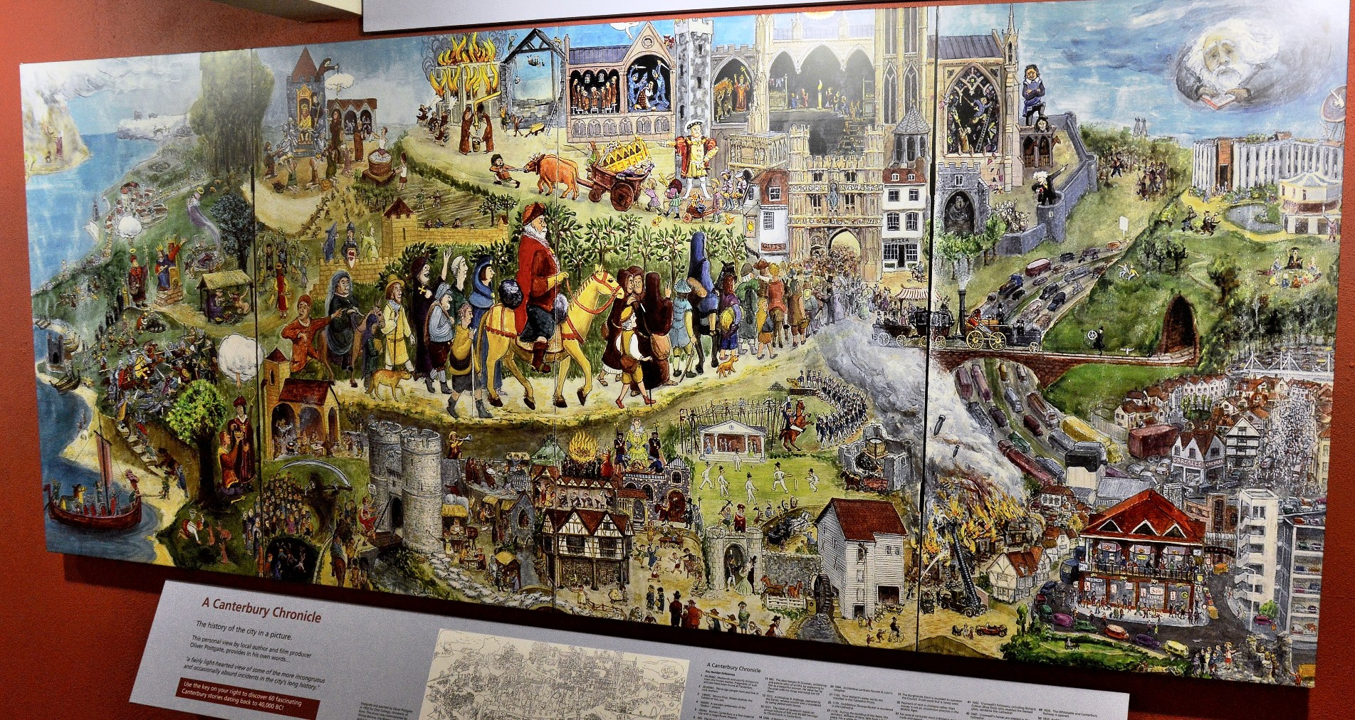 Canterbury Heritage Museum | Picture This UK
