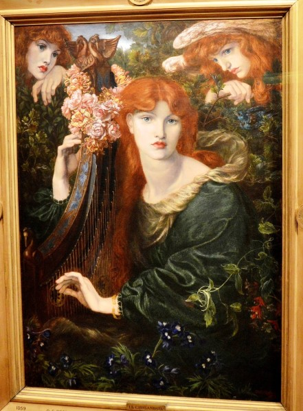 la-ghirlandata-by-dante-gabriel-rossetti-at-the-guildhall-art-galleryy