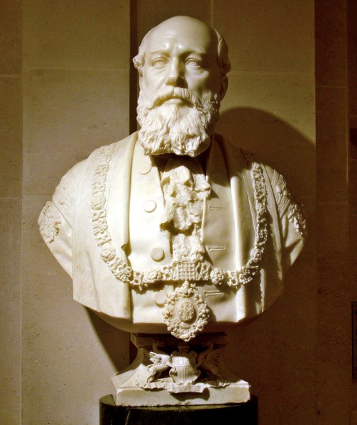 lord-mayor-sir-francis-wyatt-truscot-by-charles-bell-birch-at-the-guildhall-art-gallery
