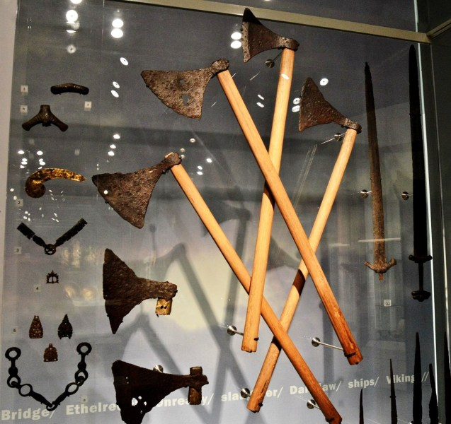 museum-of-london-saxon-axes
