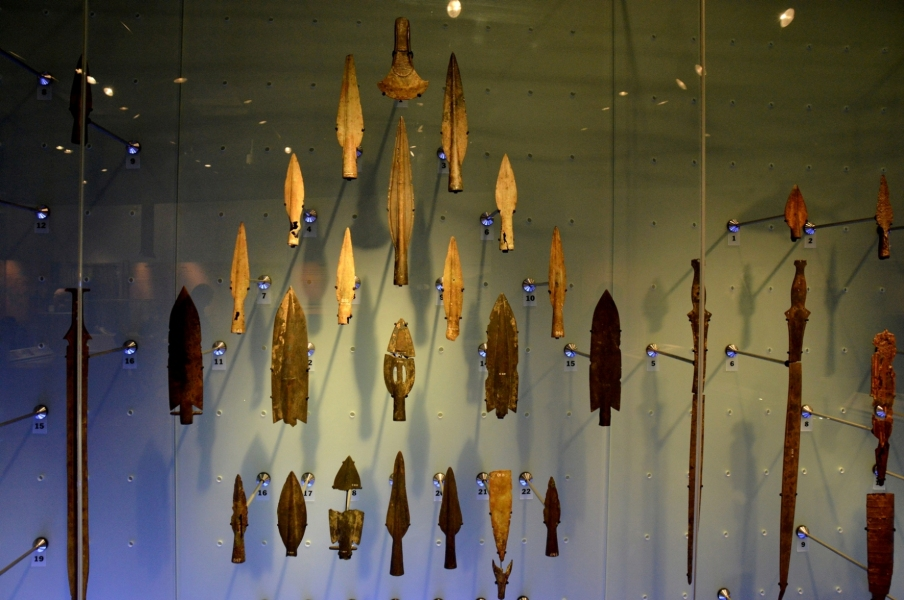 museum-of-london-weaponry